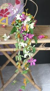 arrangement cécilienne bouquet