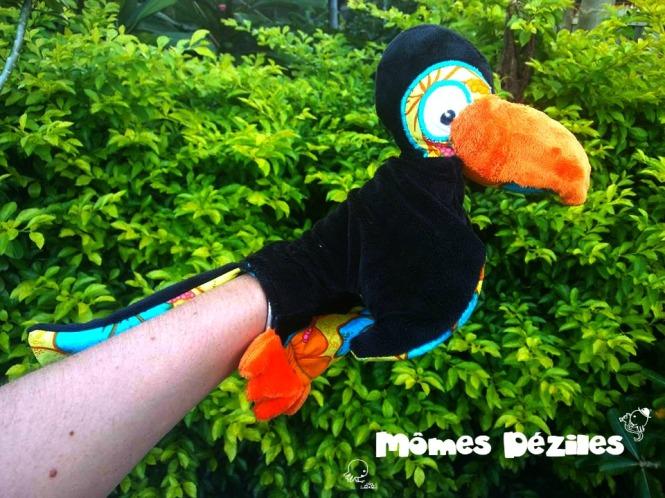 marionnette toucan md